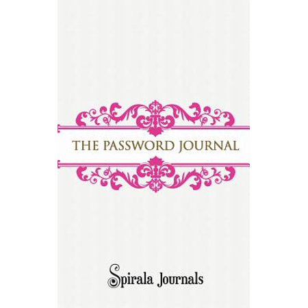 The Password Journal : Your Personal Password Storage