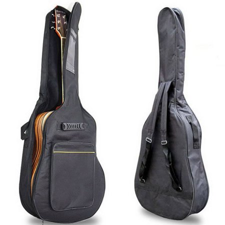 World Tour GBA100 Deluxe Acoustic Guitar Gig Bag (Gibson Acoustic Guitar Case)