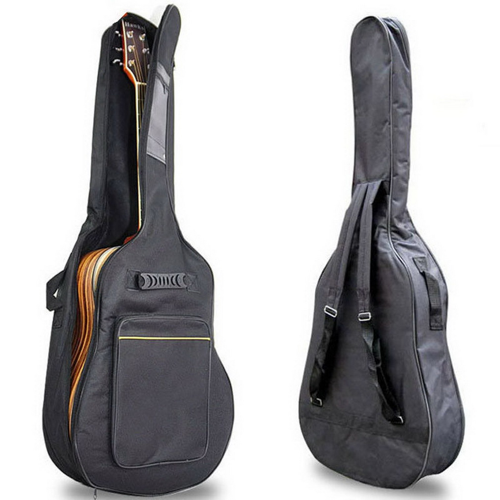 World Tour GBA100 Deluxe Acoustic Guitar Gig Bag
