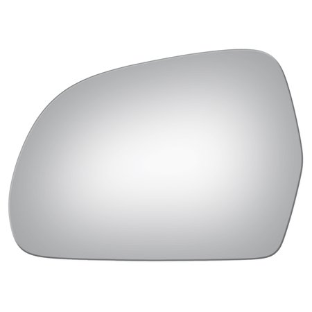 Burco 4250 Left Side Mirror Glass for Audi A3, A4, A5, A6, A8, allroad, Q3, S4