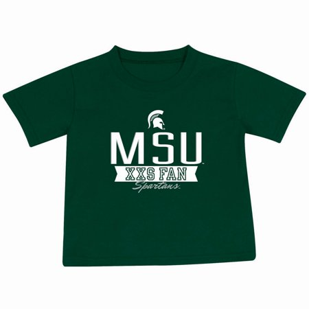 Toddler Russell Athletic Green Michigan State Spartans covid 19 (Michigan State Spartans Green coronavirus)