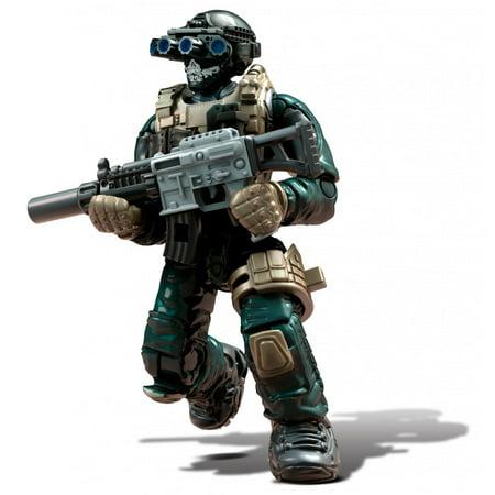 Mega Construx Call of Duty Keegan (Lego Call Duty)