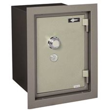 Rated Records Safes (Amsec Wall Safe U.L. List 1Hr Fire Rating With Combination Lock )
