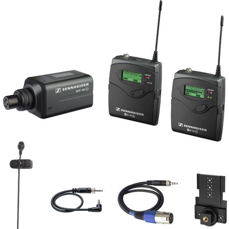 Sennheiser Ew 100-eng G3 Wireless Microphone System - 626 Mhz To 668 Mhz System Frequency (ew100engg3b)