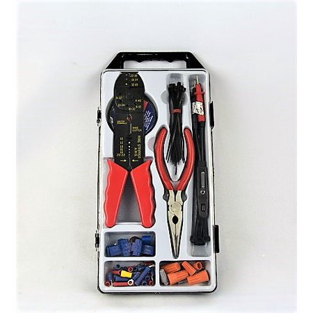 99 Piece Safety Electrical Tool Set with Case