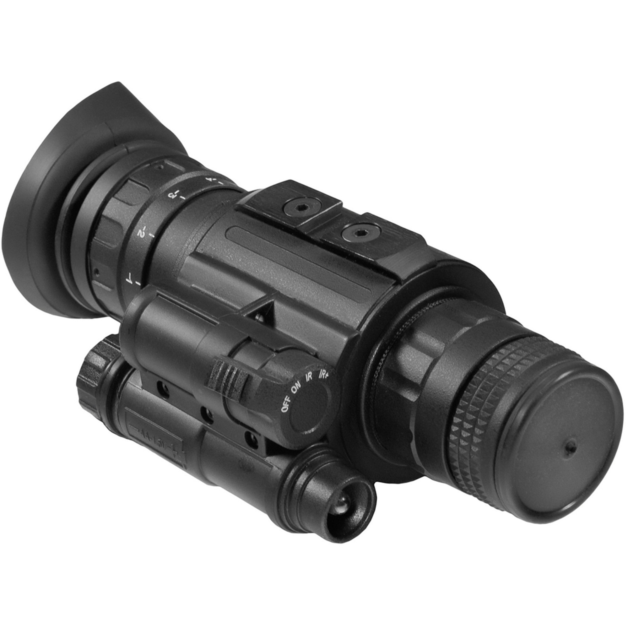 Luna Optics Gen-2+ Elite Mini Monocular 1x Elite Series by LUNA OPTICS