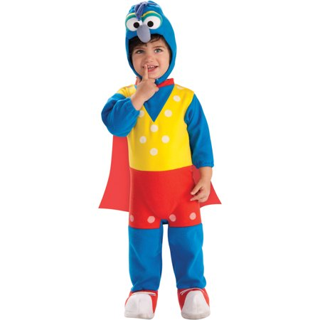 infant The Muppets Gonzo Costume Rubies 885027](Muppet Dress)