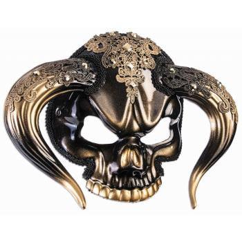Wood Face Mask - TAURUS FACE MASK