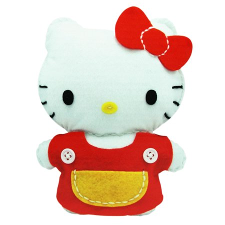 Sanrio Hello Kitty Sew A Doll Plush Toy Creation Kit