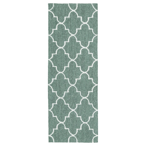 Kaleen Escape Hand-Tufted Mint Indoor/Outdoor Area Rug