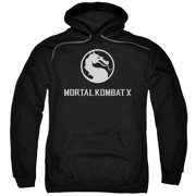 Mortal Kombat X - Dragon Logo - Pull-Over Hoodie - XXX-Large
