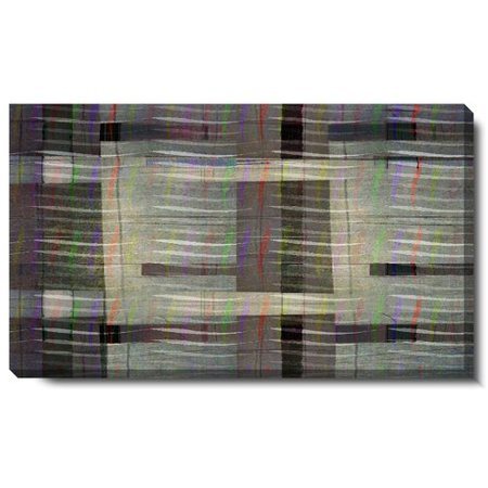 - Studio Works Modern ''Waves'' by Zhee Singer Graphic Art on Wrapped Canvas
