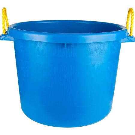 Fortiflex Blue Muck Bucket 70 Quart