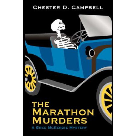 The Marathon Murders (a Greg McKenzie Mystery) (Mckenzie Holz)