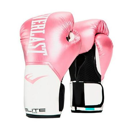 Everlast Pro Style Training (Everlast Elite Pro Style Leather Training Boxing Gloves Size 12 Ounces,)