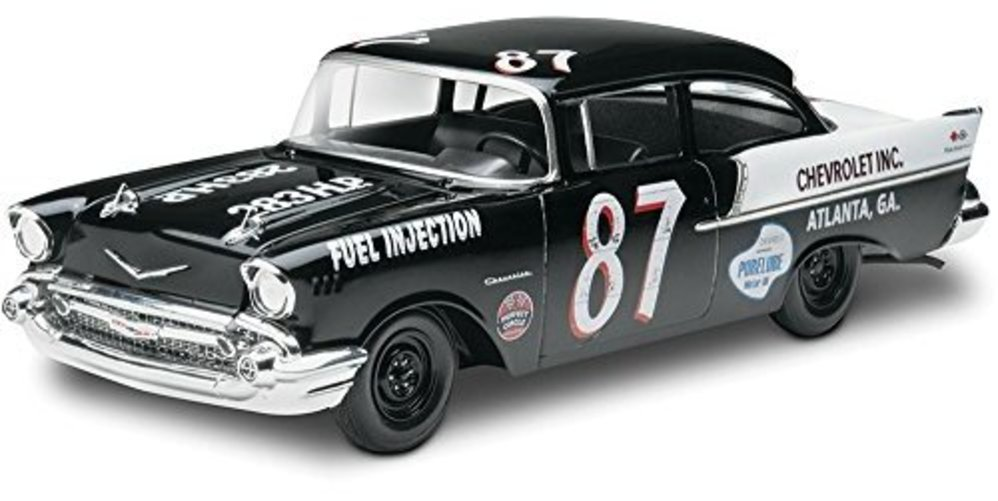 Revell 57 Chevy Black Widow 2N1 Model Kit by Revell