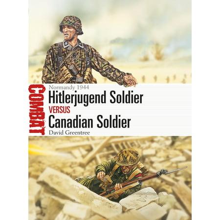 Hitlerjugend Soldier vs Canadian Soldier : Normandy