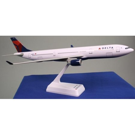 Flight Miniatures Delta Airlines Airbus A330-300 1/200 Scale Model with Stand