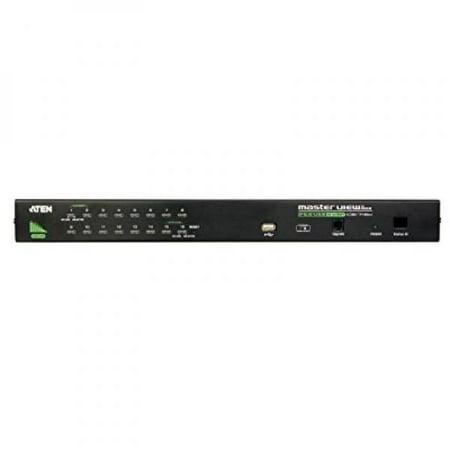 - ATEN Corp CS1716A 16 Port PS 2 USB KVM