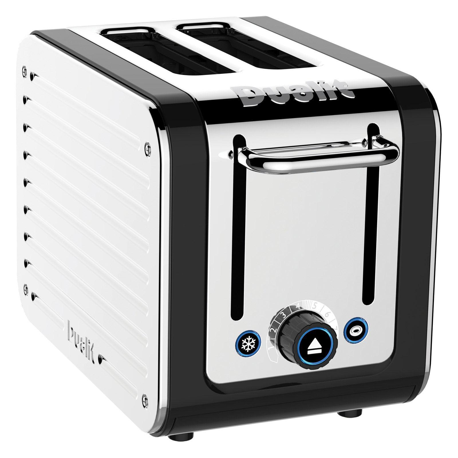 Dualit 26555 Design Series 2 Slice Toaster - Black