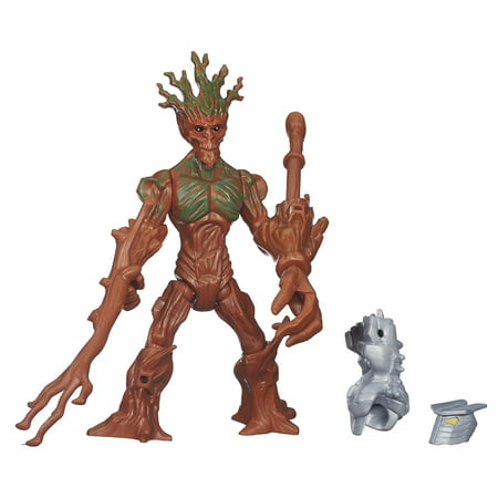 Marvel Super Hero Mashers Groot Figure](Super Heero)