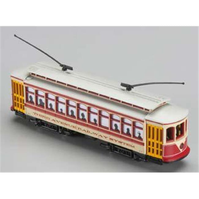 Bachmann BAC61042 HO Brill Trolley-NYC Third Avenue
