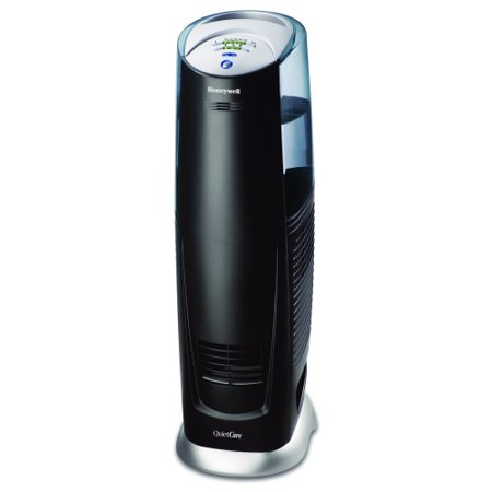 Honeywell Germ Free Cool Mist Humidifier HCM-315T, Black