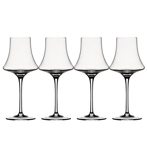 Spiegelau Willsberger Cognac Glass Set of 4 by Crystal of New York