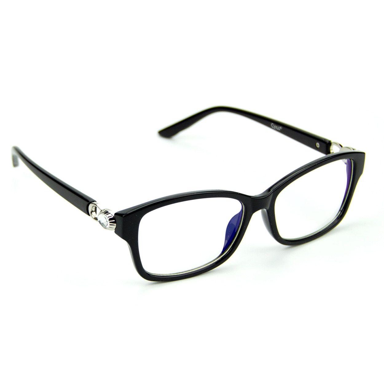 Blue Light Blocking Round Glasses Anti-Fatigue Non prescription Computer Glasses Prevent Headaches Gamer Glasses