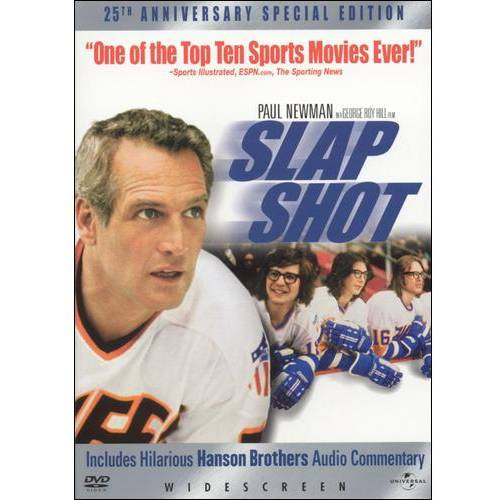 Slap Shot (25th Anniversary Special Edition) (Widescreen, ANNIVERSARY)