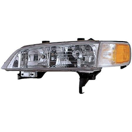 For Honda Accord 1994 1995 1996 1997 Left Side Headlight Assembly 1997 Honda Accord Abs Light