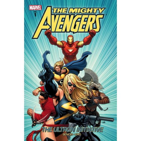 Mighty Avengers Vol. 1: The Ultron Initiative -