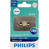 Philips Ultinon LED De3175WLED, S8,5S, Plastic, Always Change In Pairs!