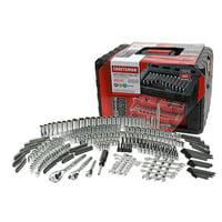 Craftsman 450 Piece Mechanic's Tool Set With 3 Drawer Case