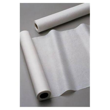 Tidi Products Exam Table - WP000-914243 914243 914243 Paper Exam Table Crepe White 24x125 12Rl/Ca Tidi Products LLC