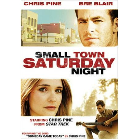 Small Town Saturday Night (DVD)](Halloween Party Saturday Night)