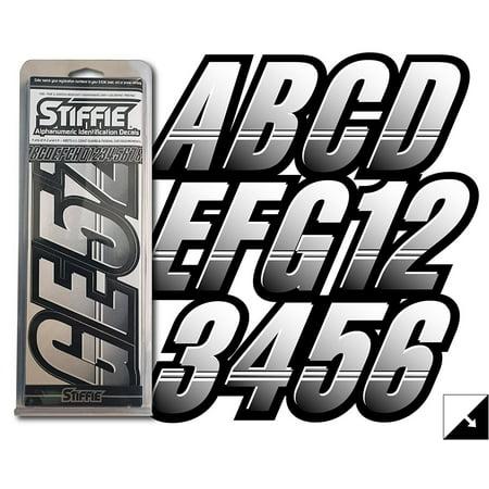 Custom Striker - STIFFIE Techtron White/Black 3
