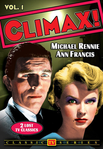 Climax! Volume 1 The Volcano Seat   Scream in Silence by