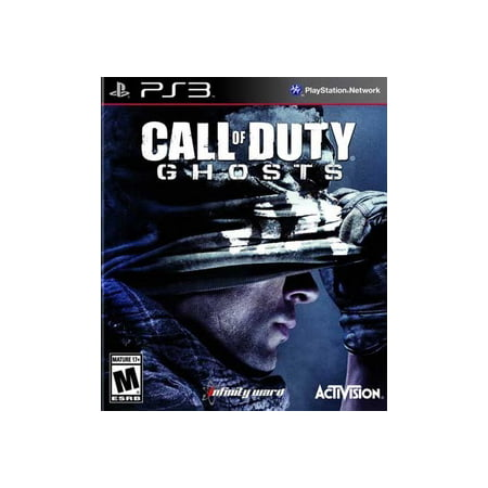 Call of Duty: Ghosts, Activision, PlayStation 3, 047875846777