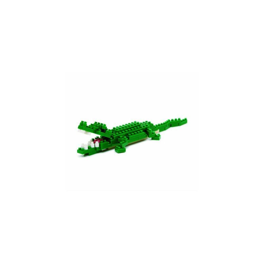 Nanoblock Mini Crocodile Building Blocks by nanoblock