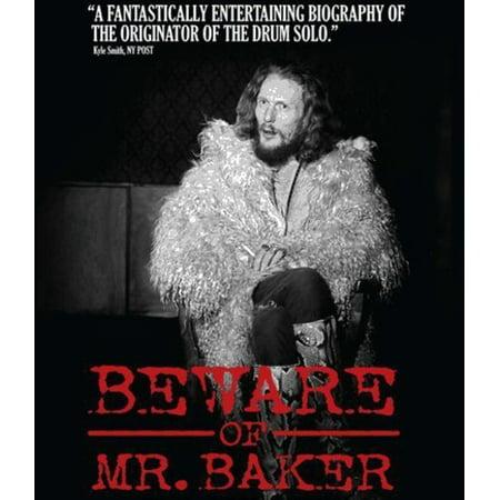 Beware of Mr. Baker (DVD)