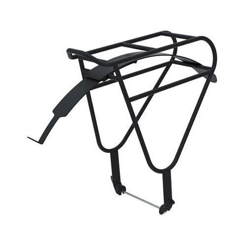 Toba Roger Randonneur Frame Mounted Bicycle Rack w/Built-In Fender (Black)