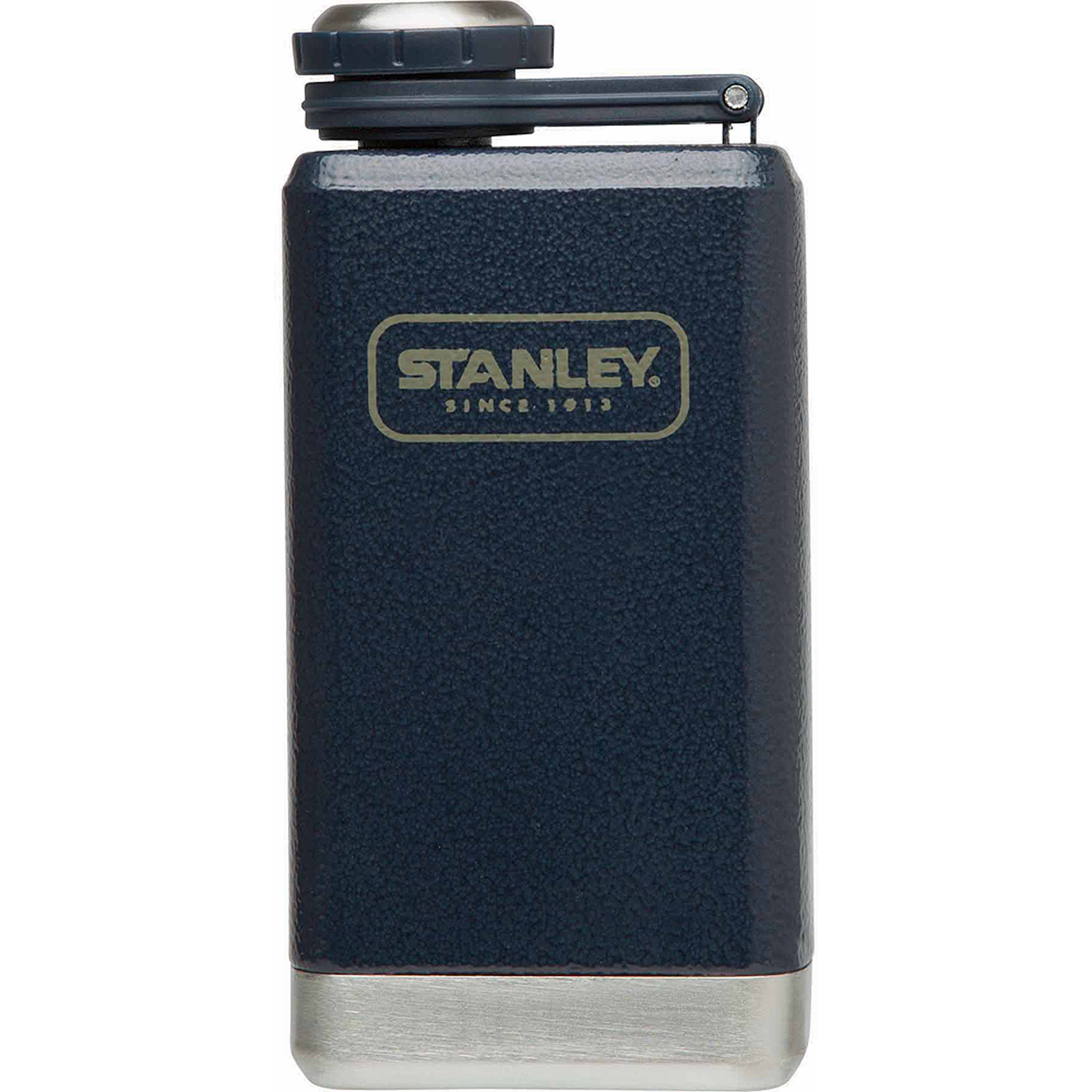 Stanley Adventure Stainless Steel Flask, 5 oz, Navy
