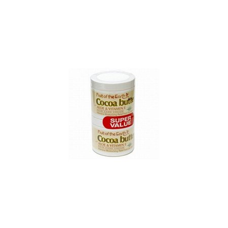 Fruit of the Earth Cocoa Butter 4 oz. + 4 oz. -