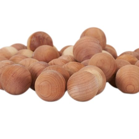 Household Essentials Cedar Balls, 40-Count