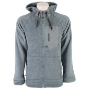 Sessions Genus Hoodie Grey Mens