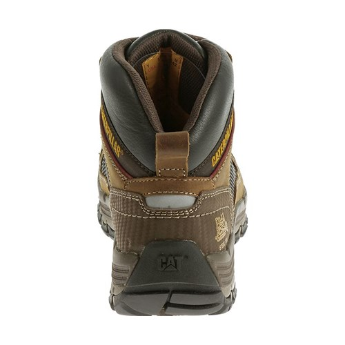 CAT Footwear Convex Mid Steel Toe - Dark Beige 11(M) Work Boot