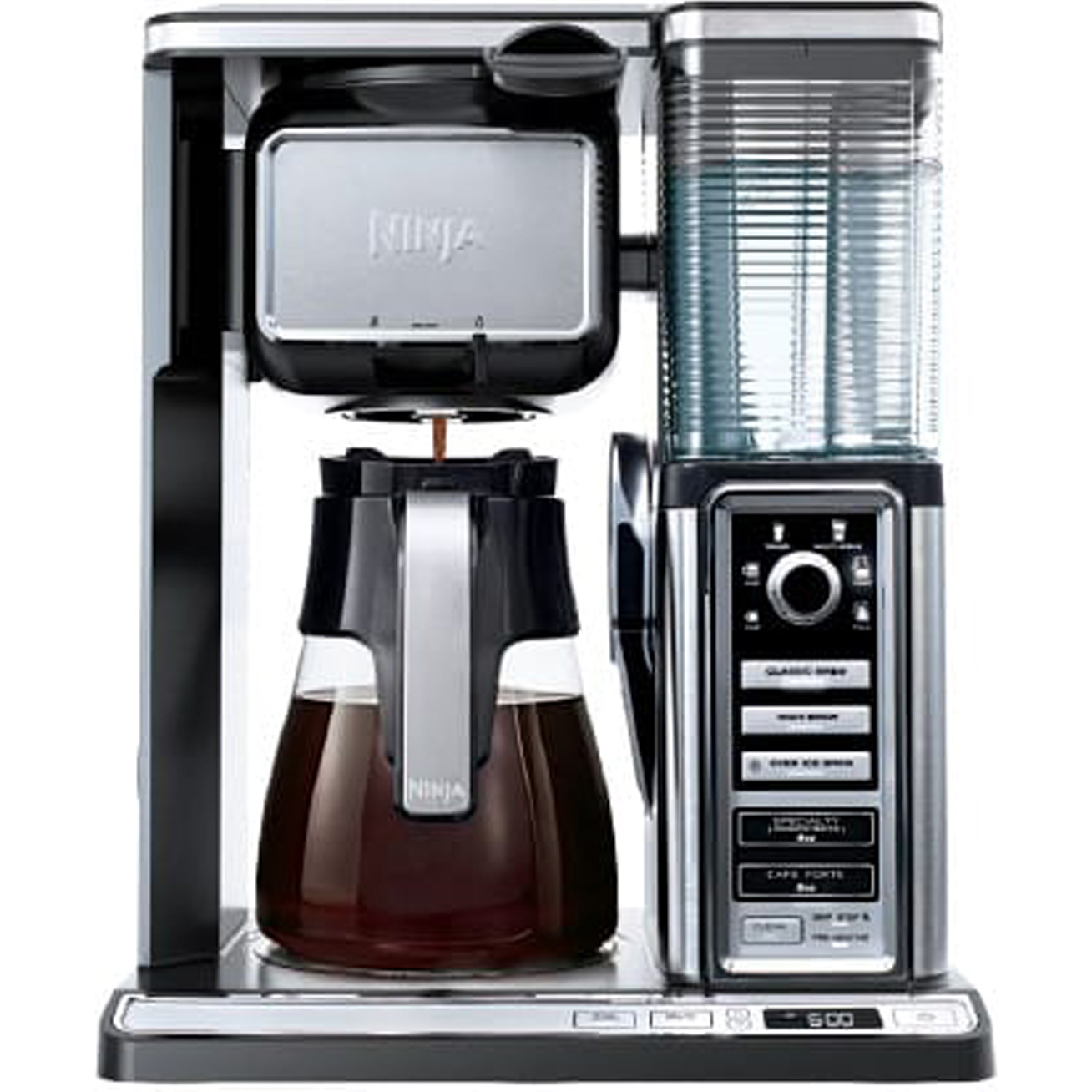 Refurbished Ninja Coffee BarGlass Carafe System-CF090CO