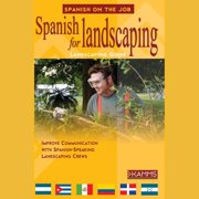 Spanish for Landscaping - Audiobook