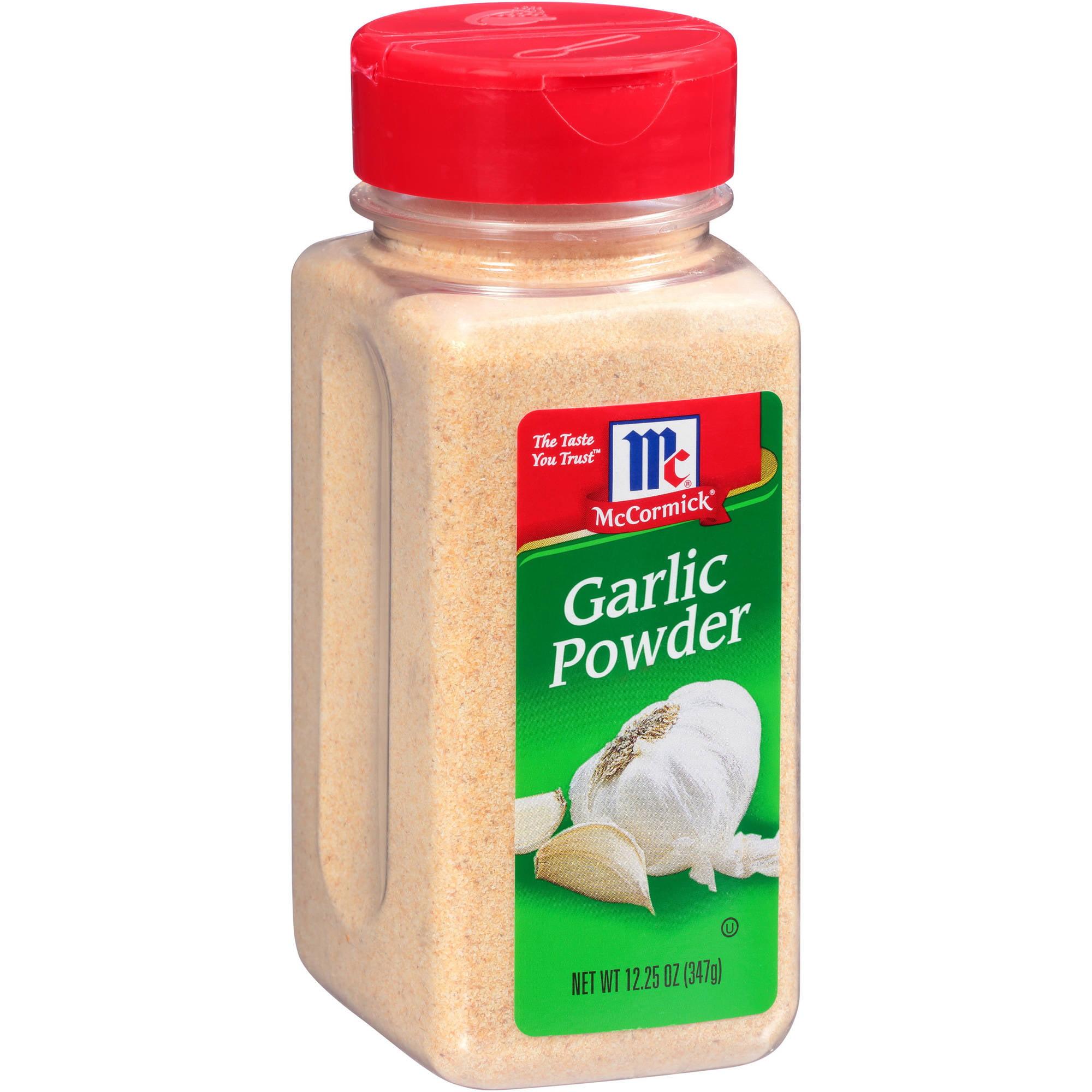McCormick Garlic Powder, 12.25 oz